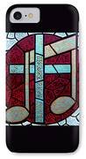 Music Of The Cross IPhone Case