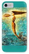 Mystic Mermaid Iv IPhone Case