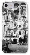 Naples Italy - C 1901 IPhone Case