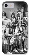 Native American Delegation, 1877 IPhone Case