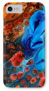 Natural Formation IPhone Case by Sharon Cummings