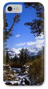 Naturally Framed IPhone Case by Chris Brannen