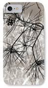Needles Everywhere IPhone Case