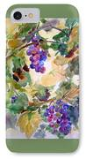 Neighborhood Grapevine IPhone Case