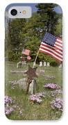 New England Graveyard IPhone Case