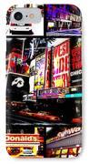 New York New York  IPhone Case by Funkpix Photo Hunter