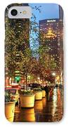 New York06 IPhone Case by Svetlana Sewell