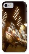 Night At The Mall IPhone Case by Ben and Raisa Gertsberg