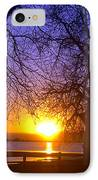 Night In Barr Lake Colorado IPhone Case
