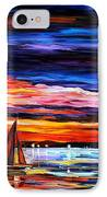 Night Sea  IPhone Case