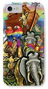Noah's Ark IPhone Case by Kevin Middleton