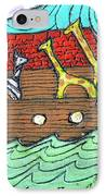 Noahs Ark Two IPhone Case