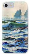 North Coast Surf IPhone Case