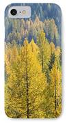 North Idaho Gold IPhone Case