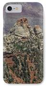 North Rim Rock IPhone Case