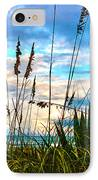 November Day At The Beach In Florida IPhone Case