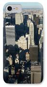 Nyc 5 IPhone Case