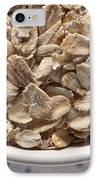 Oatmeal IPhone Case by Steve Gadomski
