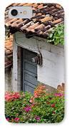 Old Buildings In Puerto Vallarta Mexico IPhone Case
