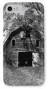 Old Cedar Barn IPhone Case