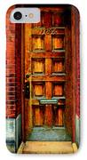 Old Door IPhone Case by Perry Webster
