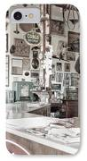 Old Fashioned Diner IPhone Case by Dave & Les Jacobs