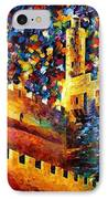 Old Jerusalem IPhone Case by Leonid Afremov