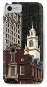 Old State House IPhone Case