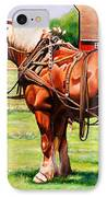 Old Timers IPhone Case by Toni Grote