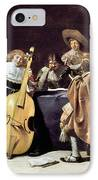 Olis: A Musical Party IPhone Case