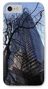 On A Clear Day...moma Courtyard Ny City IPhone Case
