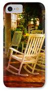 On A Sunday Afternoon IPhone Case by Susanne Van Hulst