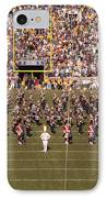 On The Field IPhone Case by David Bearden
