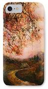 Once Upon October IPhone Case by Patricia Motley