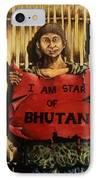 Optimistic IPhone Case by Pralhad Gurung