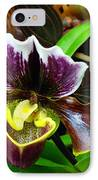 Orchid 5 IPhone Case