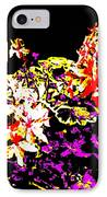 Orchidelia IPhone Case by Eikoni Images
