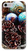 Ornaments 6 IPhone Case