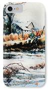 Our Special Place IPhone Case by Hanne Lore Koehler
