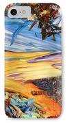 Paint Number 38 IPhone Case by James W Johnson