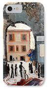 Palazzo Vecchio IPhone Case