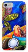 Papaya Morning IPhone Case