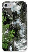 Paradise To Lovers Of Big Trees - Olympic National Park Wa IPhone Case