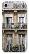 Paris Windows IPhone Case