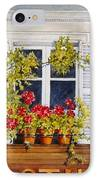 Parisian Window IPhone Case