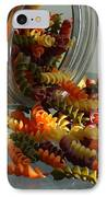 Pasta Spillage IPhone Case by Robert Frederick