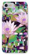 Patchwork Quilt IPhone Case