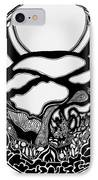 Pathway Two IPhone Case by Charles Pulley
