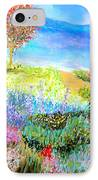 Patricia's Pathway IPhone Case