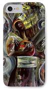 Pearl Jam IPhone Case by Ikahl Beckford